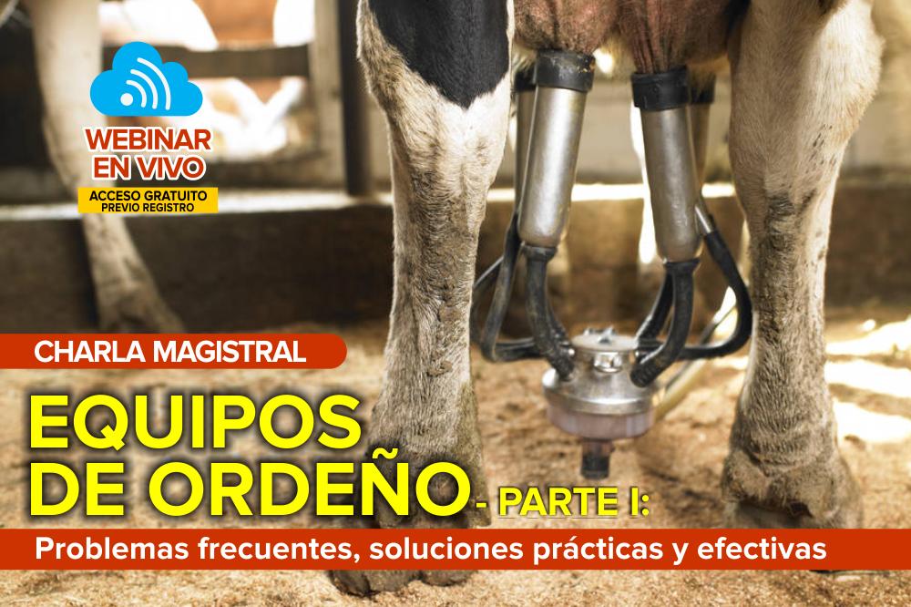 ¿Qué tanto impacta el equipo de ordeño en la salud mamaria de la vaca lechera?