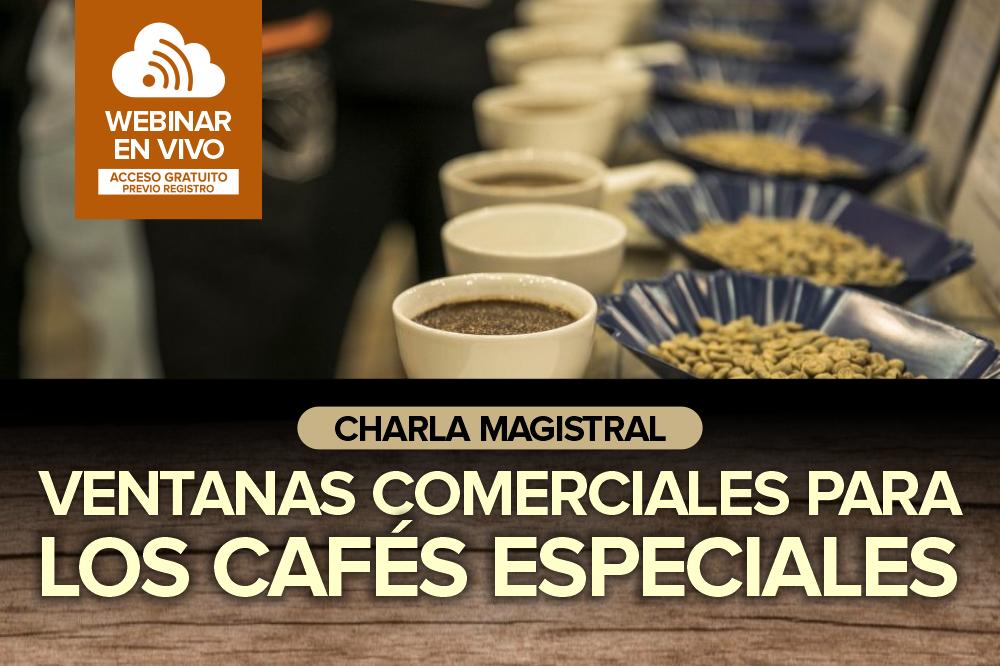 Ventanas Comerciales para los Cafés Especiales