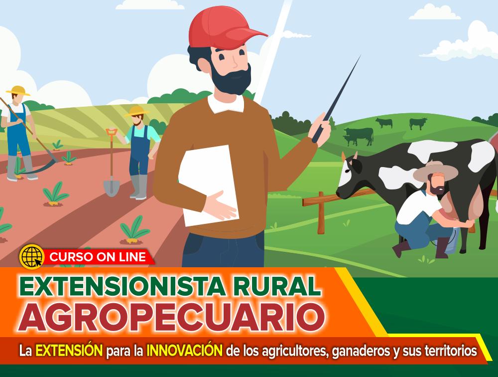 Curso On Line: Extensionista Rural Agropecuario